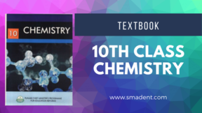 10th class Chemistry text book