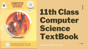 11th class computer-science text book