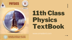 11th class Physics text book