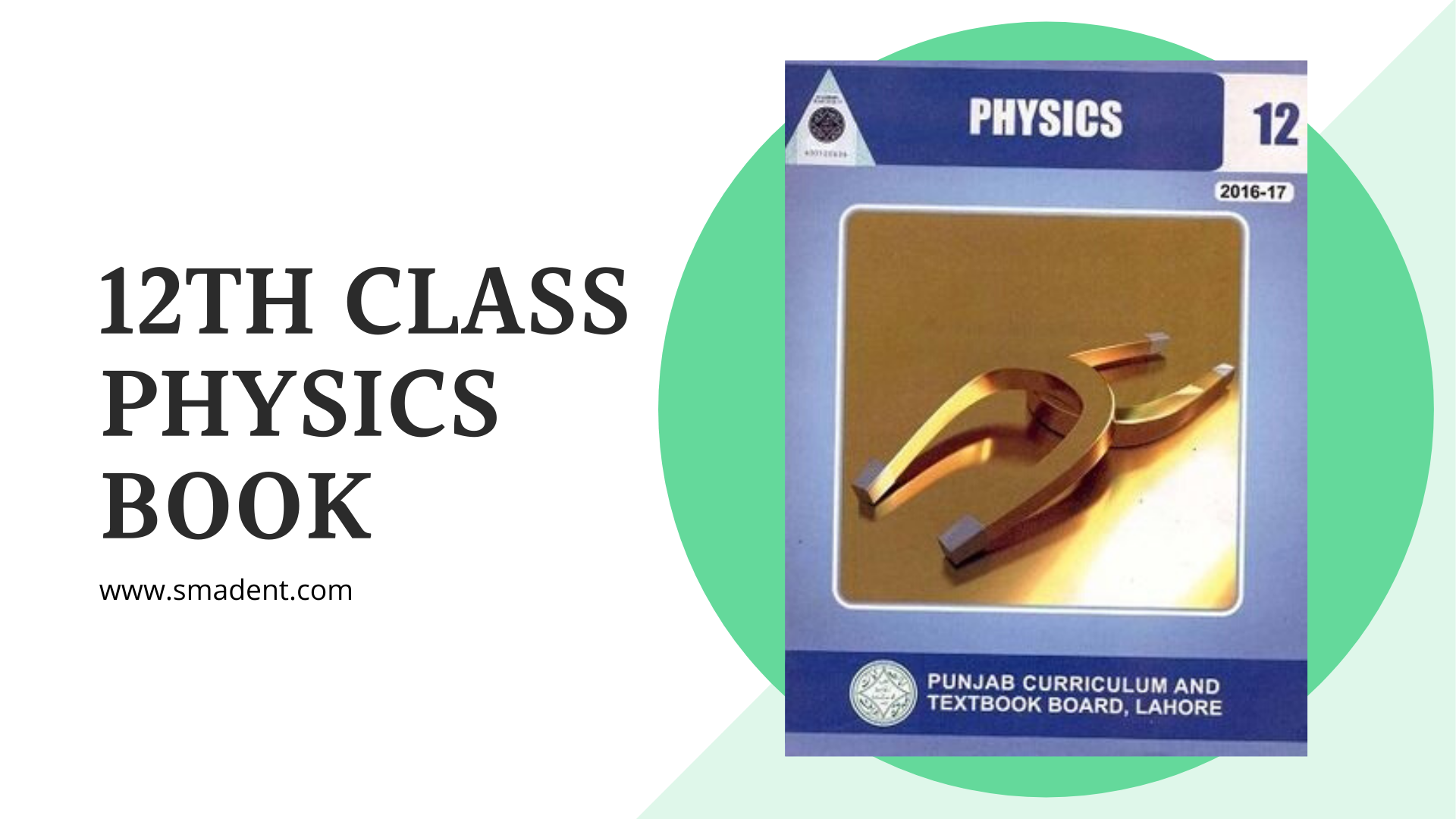 12th class Physics text book